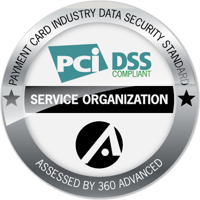 360 Advanced PCI-DSS Seal of Completion